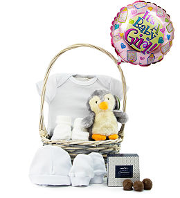 Happy Baby Girl Hamper