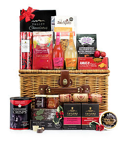 Happy Christmas Basket