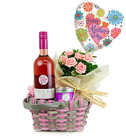 Happy Mother's Day Basket