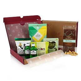 Gin & Nibbles Letterbox Hamper