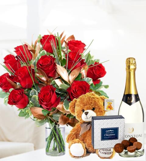 Luxury Valentine - Free Chocs