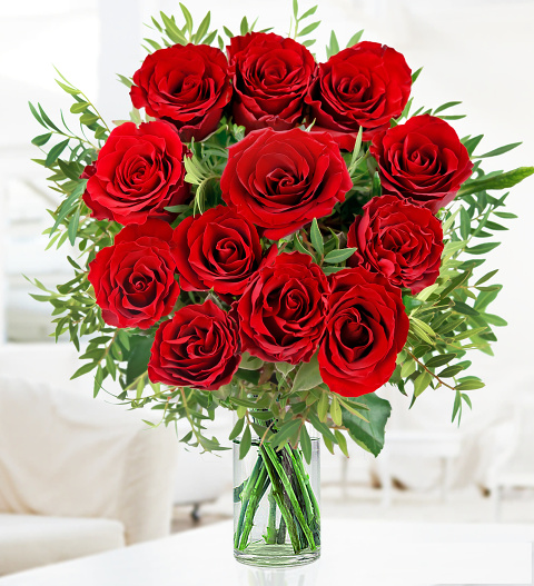 valentines  red roses » valentines day flowers £.  free, Beautiful flower
