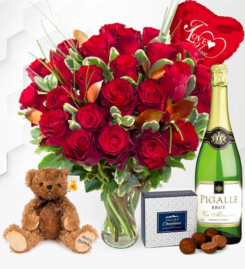 Superior Rose Gift