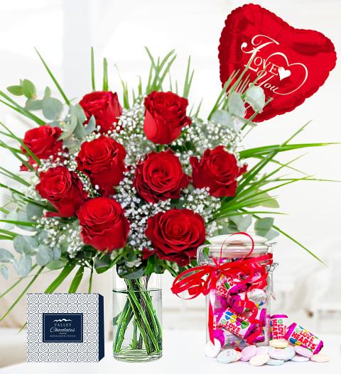 Love Heart Deluxe Gift