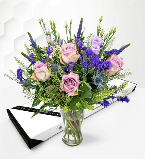 Wild Flowers – Letterbox Flowers – Letterbox Flower Delivery – Flowers Through The Letterbox - Send Letterbox Flowers