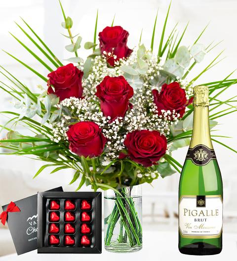 My Valentine Deluxe Gift