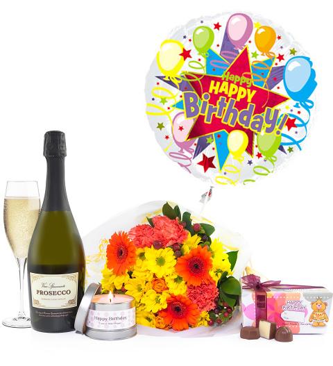 Happy Birthday Gift Set » Hampers £59.99