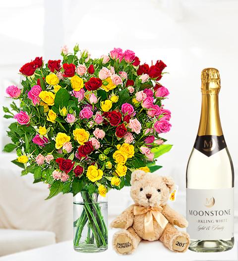 Spray Roses Bundle 3999