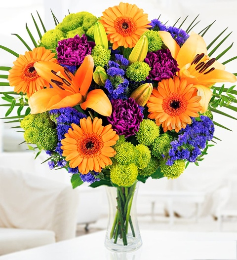joyful » next day flowers £.  free chocolates  prestige flowers, Beautiful flower