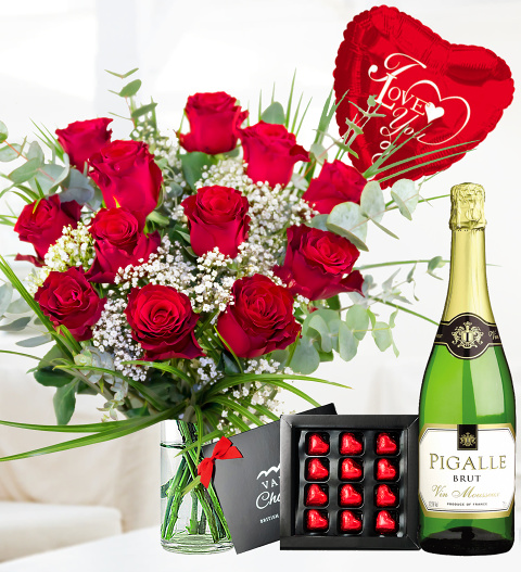 Classic Rose Deluxe Gift