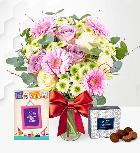 Birthday bouquet Bundle