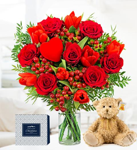 Flowers J'adore Surprise Bundle Gift