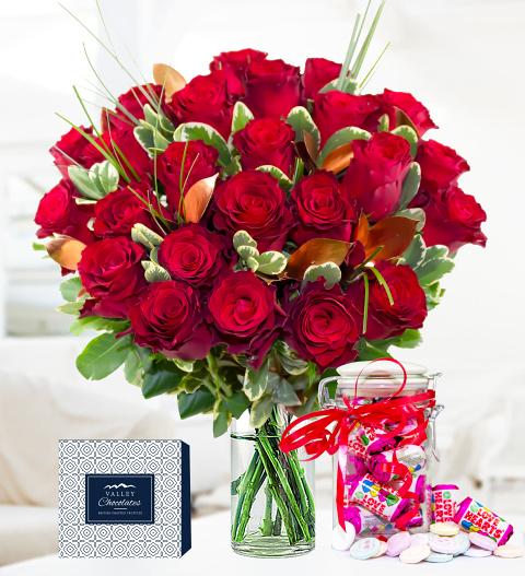 Luxury Love Heart Gift