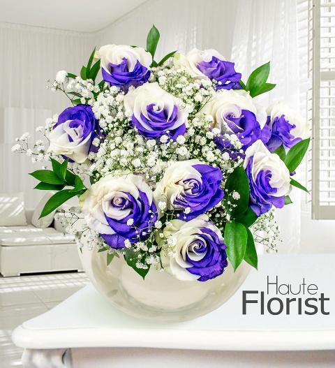 Super Blue Roses
