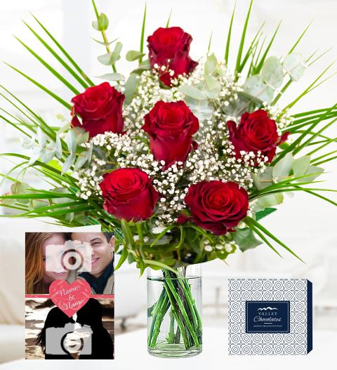 My Valentine Roses