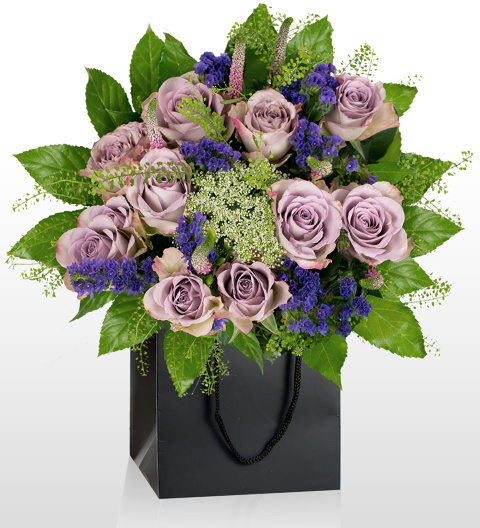 Monet Bouquet - National Gallery Flowers - National Gallery Bouquets - Birthday Flowers - Luxury Flowers - Luxury Flower Delivery
