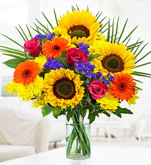 Seasonal Flower Subscription - Flower Delivery - 3 Month, 6 Month, 12 Month Flower Subscription