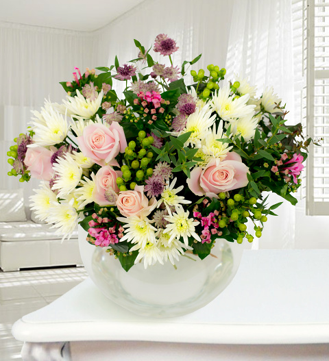 Apollo - Haute Florist Bouquet - Luxury Flowers - Luxury Flower Delivery - Luxury Bouquet - Birthday Flowers