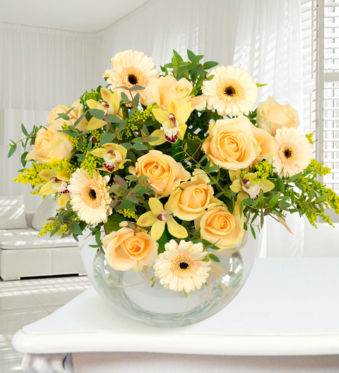 New York - Haute Florist Bouquet - Luxury Flowers - Luxury Flower Delivery - Birthday Flowers