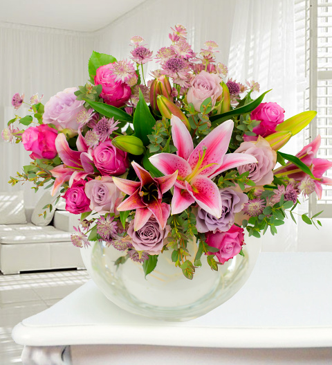 Paris - Luxury Flowers - Birthday Flowers - Luxury Flower Delivery - Flower Delivery