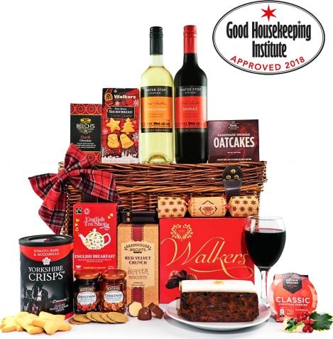 Traditional Gift Basket £64.99