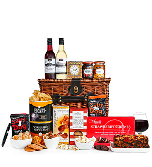 Luxury Gift Basket