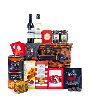 Hampers gifts from award winning prestige hampers luxury gift basket negle Gallery
