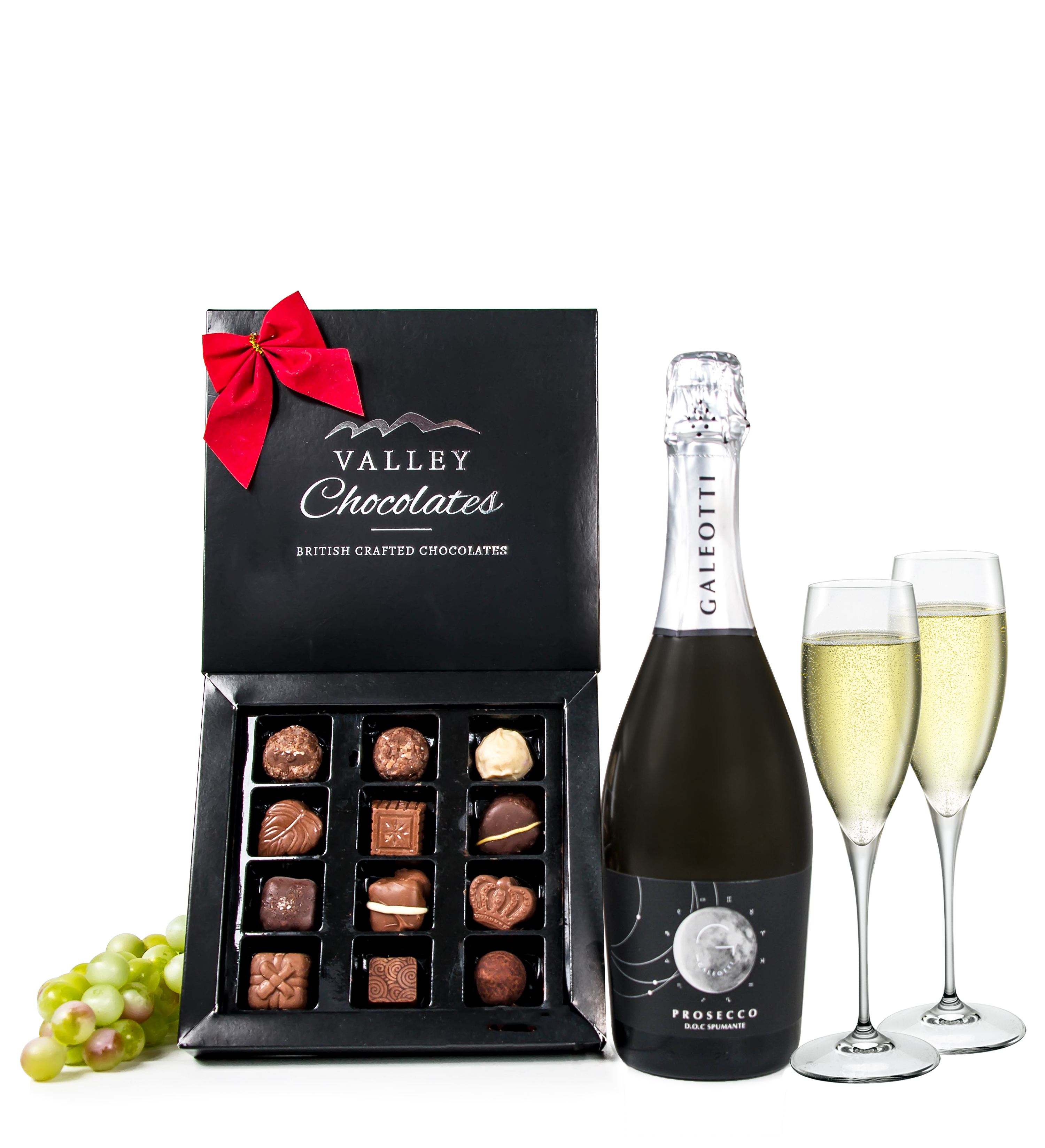 Bubbles and Chocs