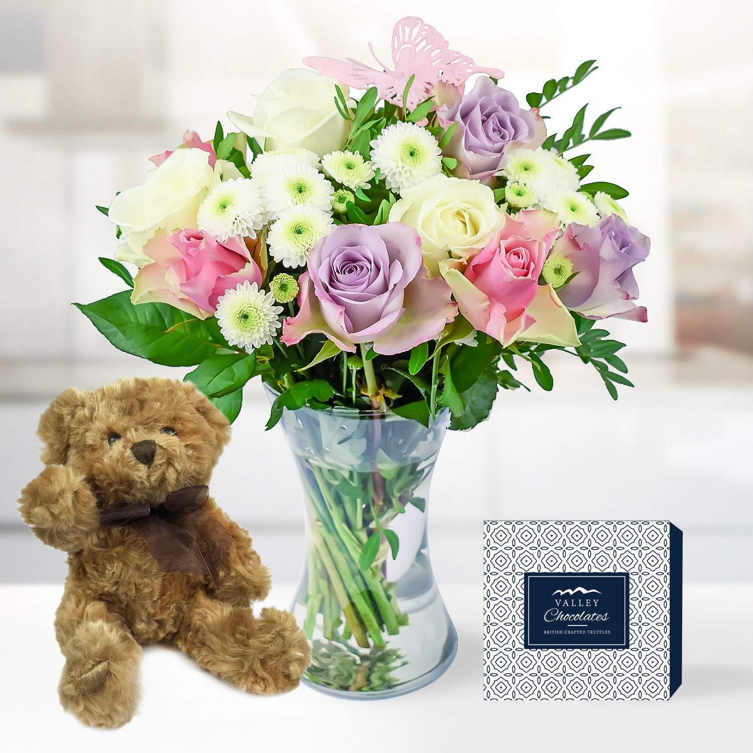 Blush Bouquet Bundle