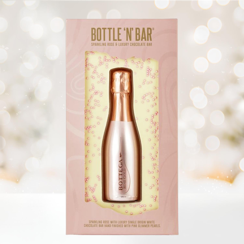 Bottle 'N' Bar Rose Gold