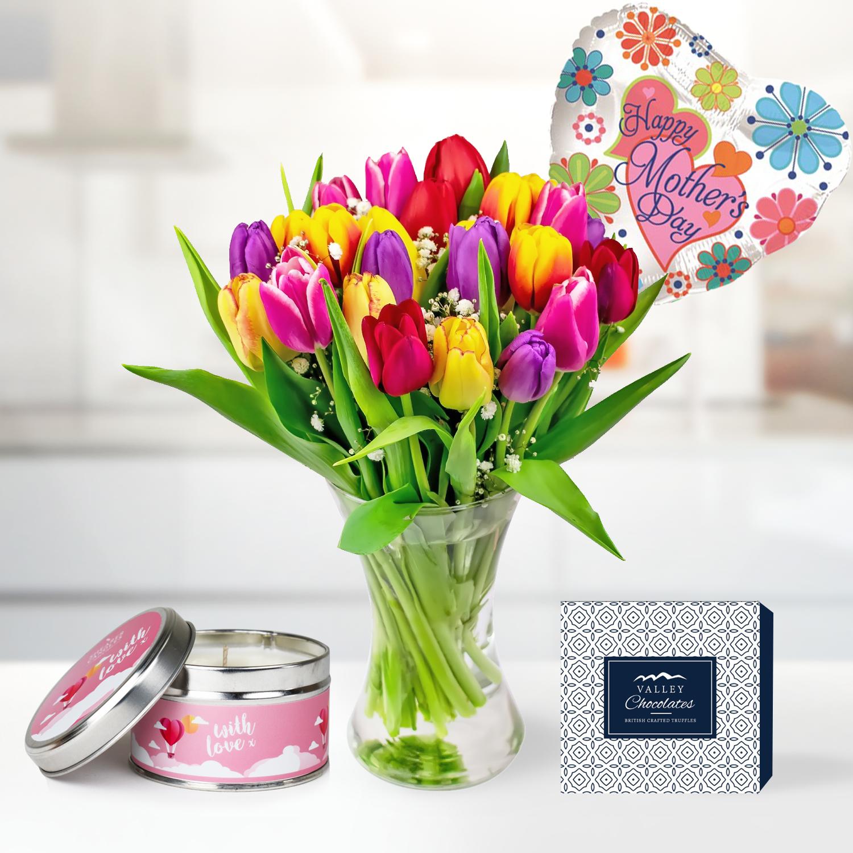 British Tulips Gift