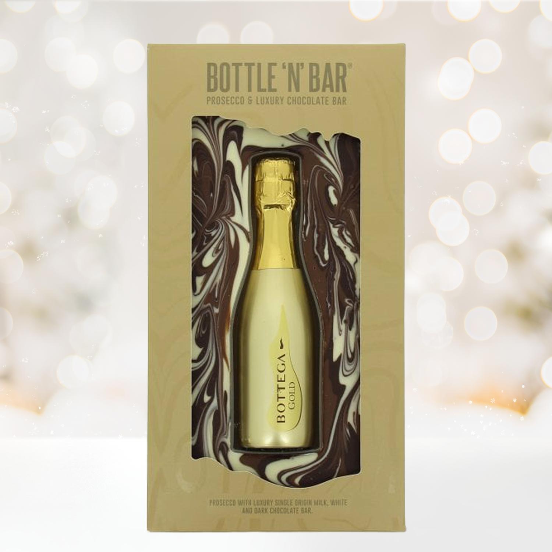 Bottle 'N' Bar Prosecco Gold