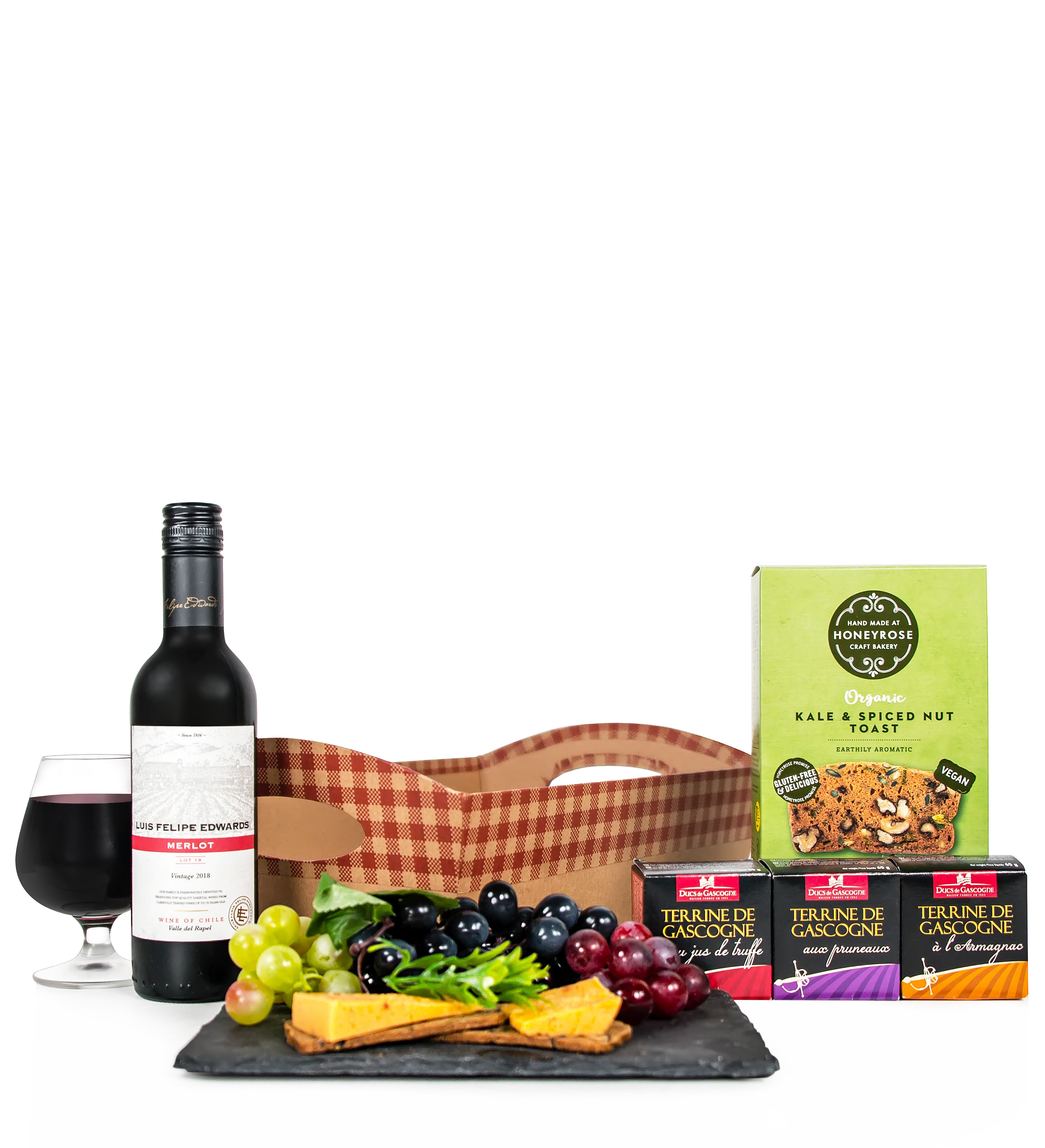 Wine and Pate Gift