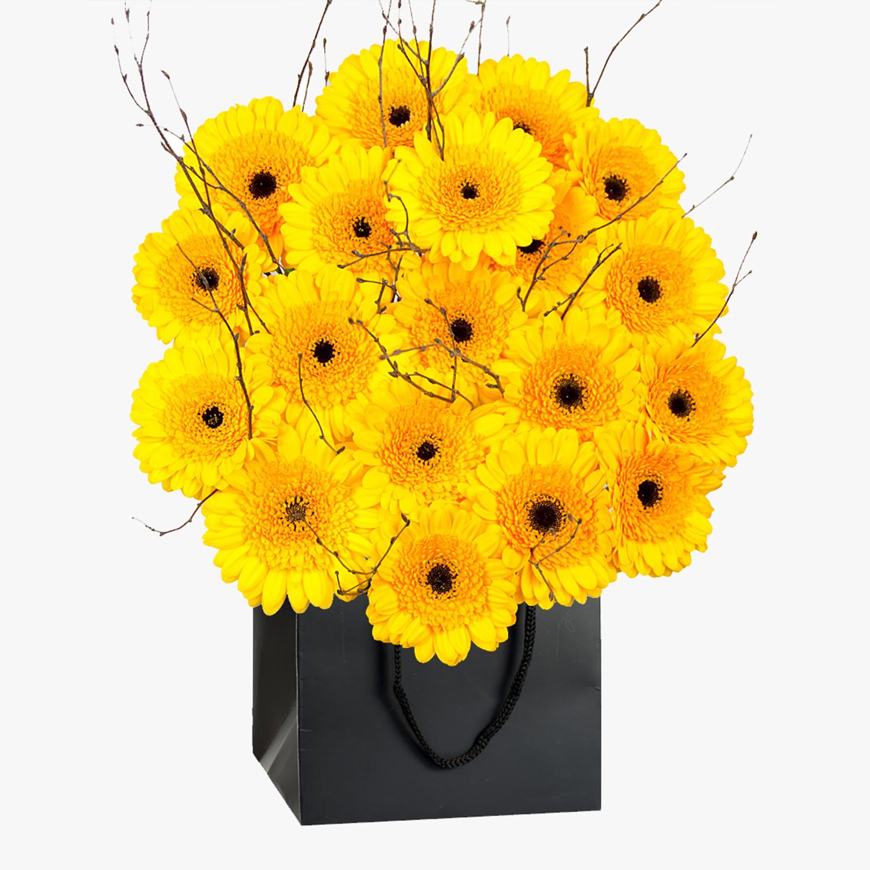 Van Gogh – Sunflowers Bouquet