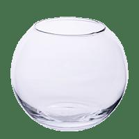 Hand Blown Bowl Vase