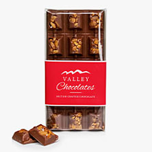 Valley Handcrafted Milk Chocolate & Caramel