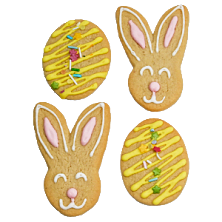 TOB Easter Cookie