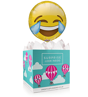 Laughing Face Balloon
