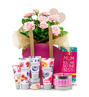 I Love Mum Gift Set