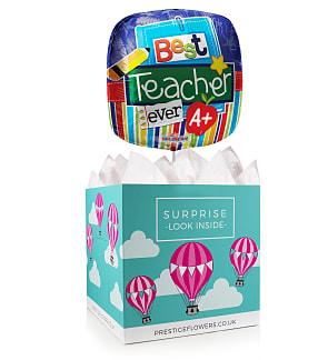 A Treat for Teacher
