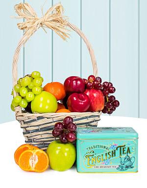 Fruit and Tea Gift