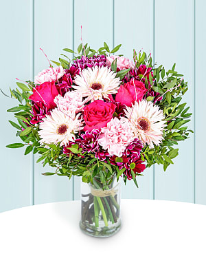 Breast Cancer Awareness Bouquet