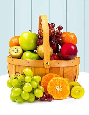 Juicy Fruit Basket