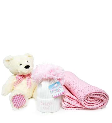 Snuggle Baby Girl Gift