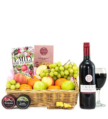Luxury Fruit and Wine