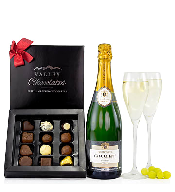 Chocolates and Bubbles