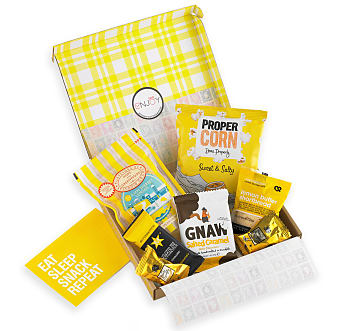Free delivery on Gourmet Goodies