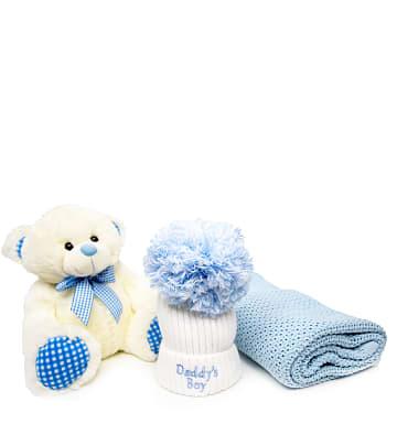 Snuggle Baby Boy Gift