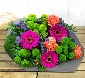 Free flower delivery on Happy Harmony
