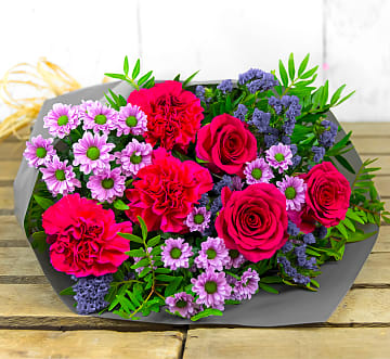 Free flower delivery on Best Wishes